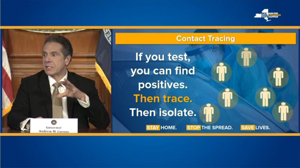 Tri State To Launch Coronavirus Test And Trace Program Within Name Tracing Andrew