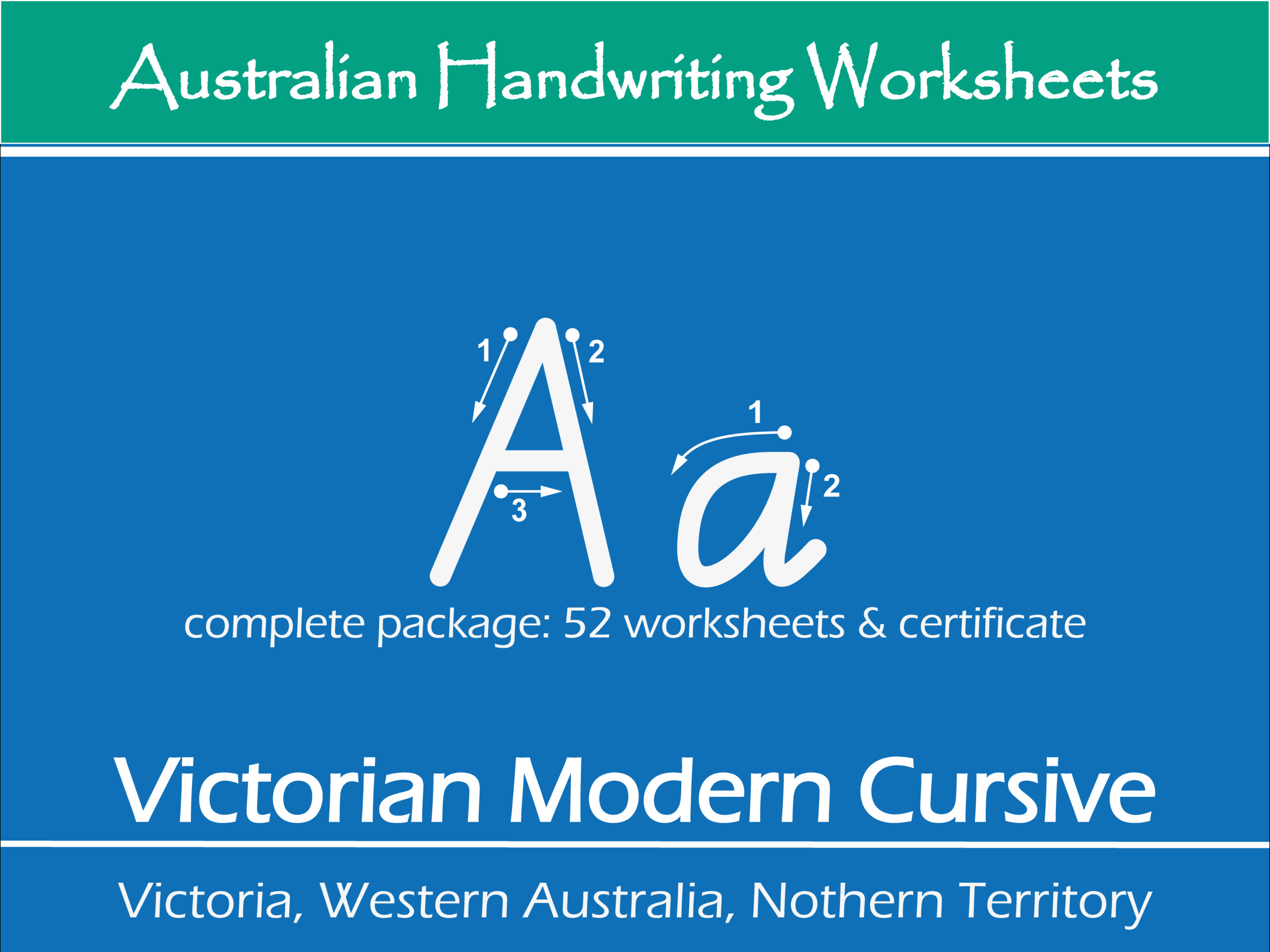 Victorian Modern Cursive Handwriting Worksheets - Complete Alphabet in Alphabet Tracing Victorian Cursive