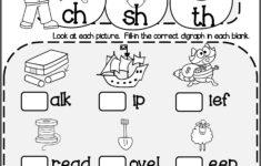 Letter K Worksheets 1St Grade