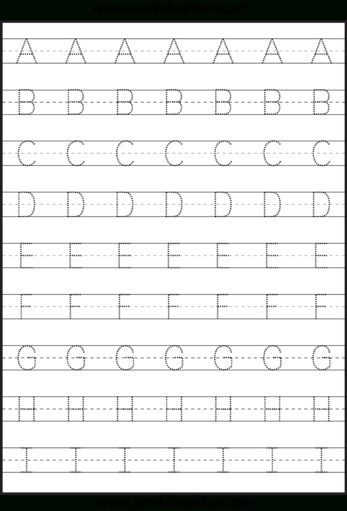 Worksheet ~ Astonishing Alphabet Tracing Practice Sheets In Name Tracing Sheets