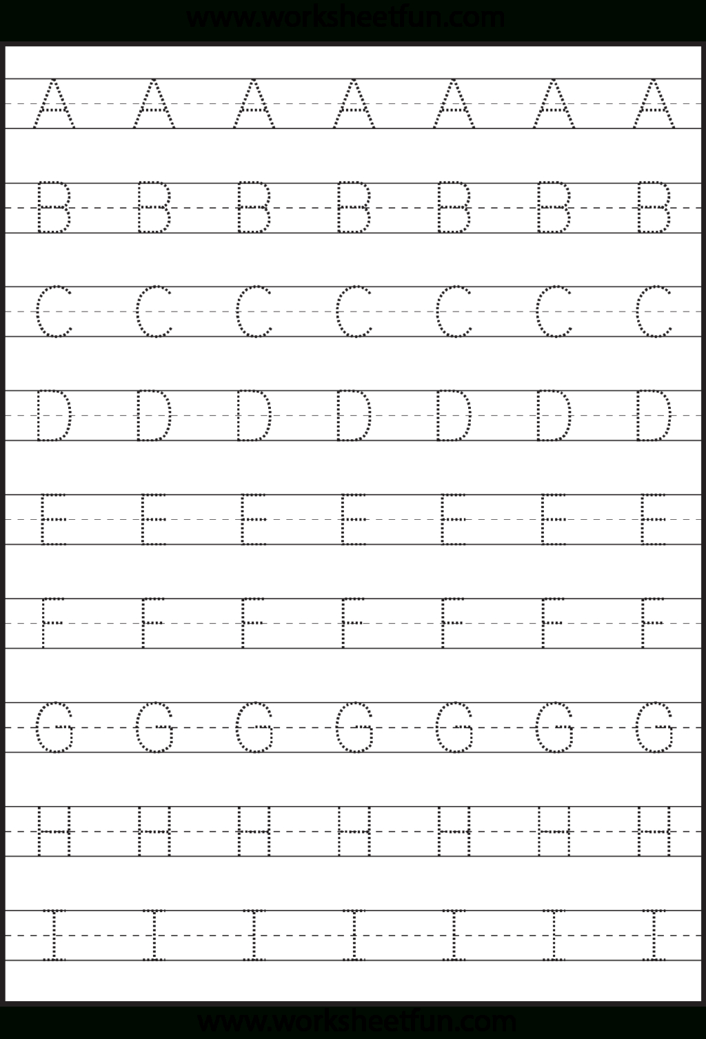 Worksheet ~ Astonishing Alphabet Tracing Practice Sheets within Alphabet Tracing Printables Pdf