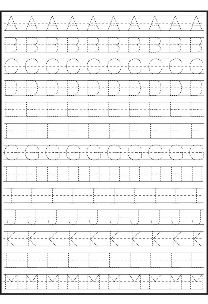 Worksheet ~ Worksheet Excelentice Alphabet Writing Picture Inside Alphabet Handwriting Worksheets Pdf