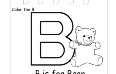 Letter A Worksheets For Pre K
