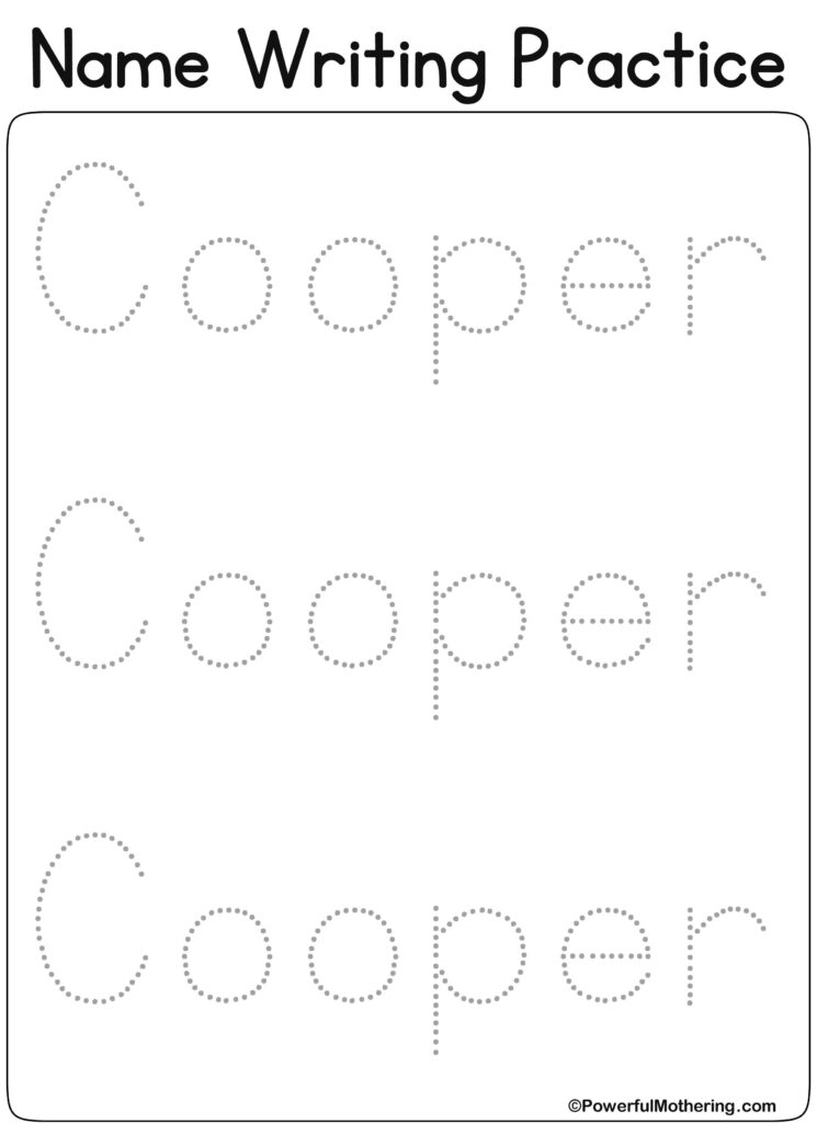 Www.createprintables Custom Name Get.php?text&#x3D Within My Name Tracing