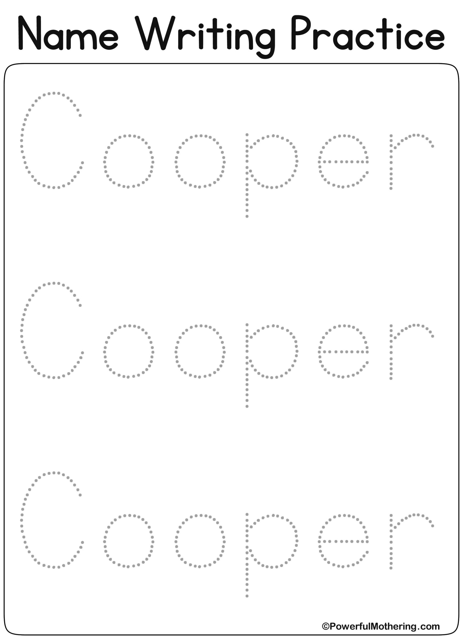Www.createprintables Custom_Name_Get.php?text&#x3D within My Name Tracing
