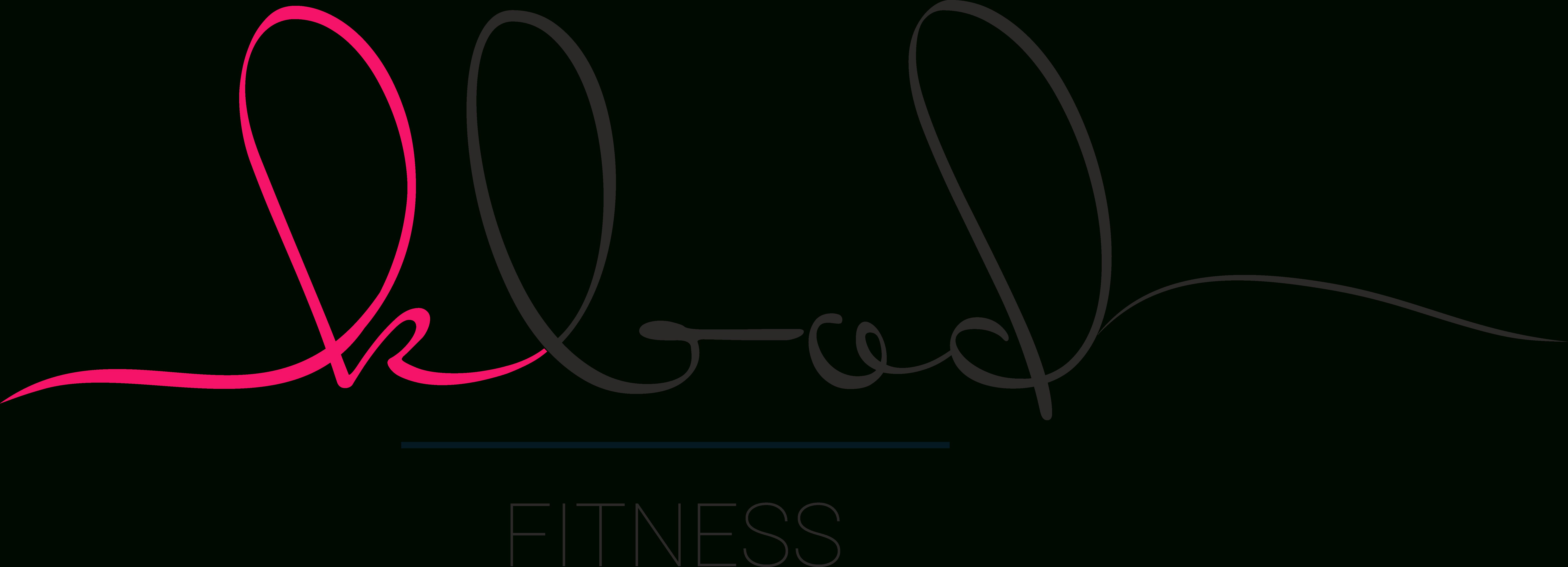 2 Cursive Logo_Kbod_Black - Kbod Fitness