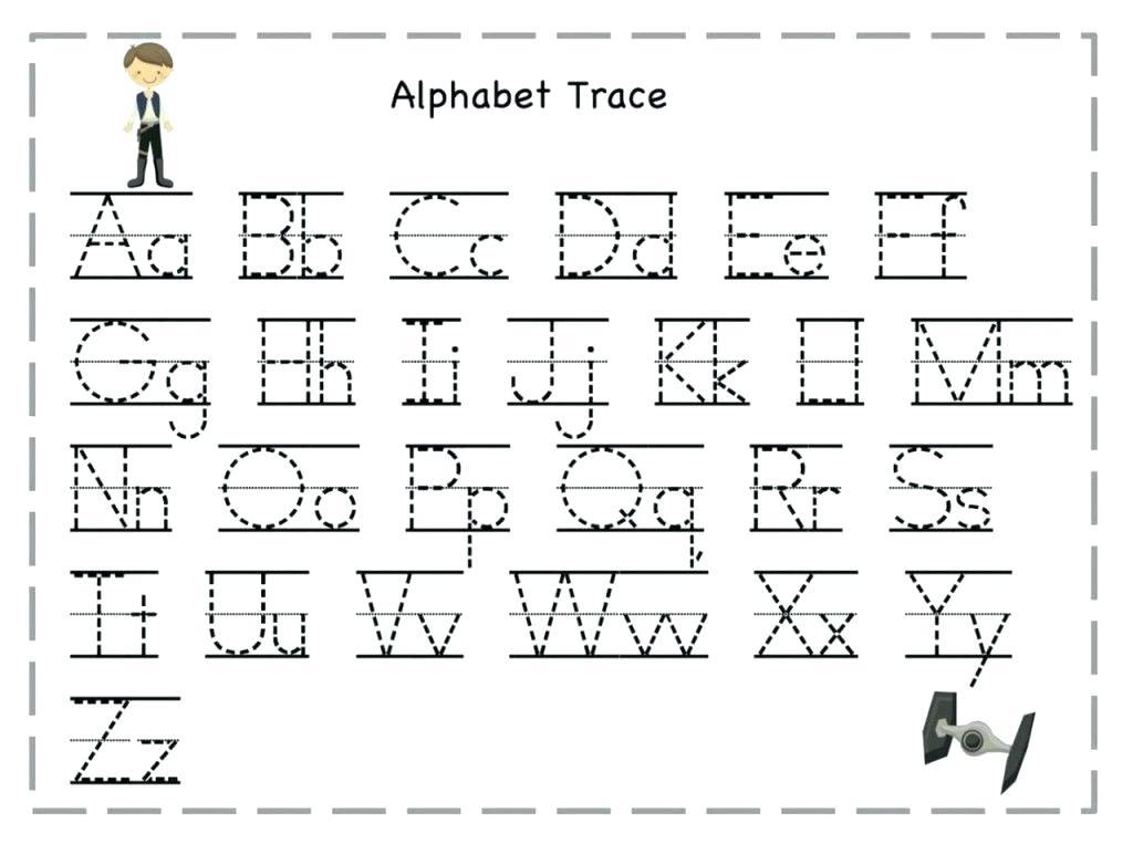 60 Tremendous Preschool Tracing Letters Image Ideas
