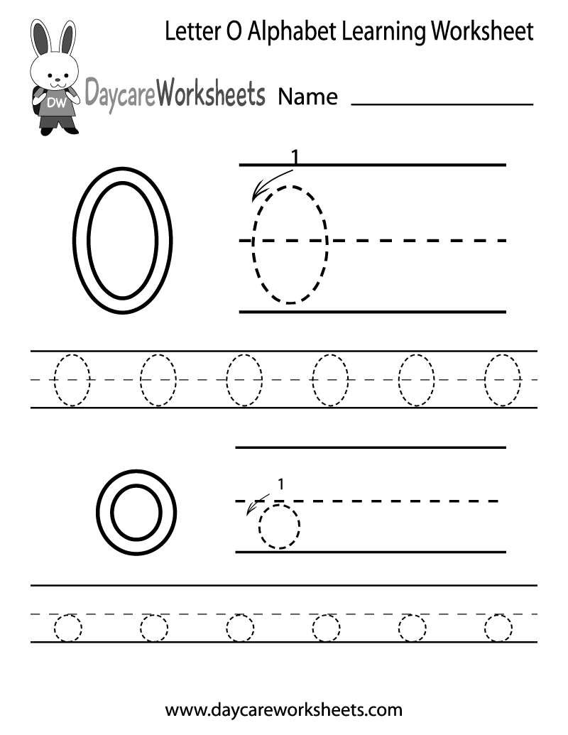 7 Best Images Of Letter O Worksheet Preschool Printable regarding Letter O Worksheets