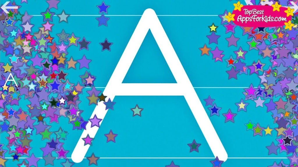 Abc ✍️ Learn To Write The Alphabet ⭐️ Writing Wizard Letter Tracing App For  Kids In Abc Tracing Youtube