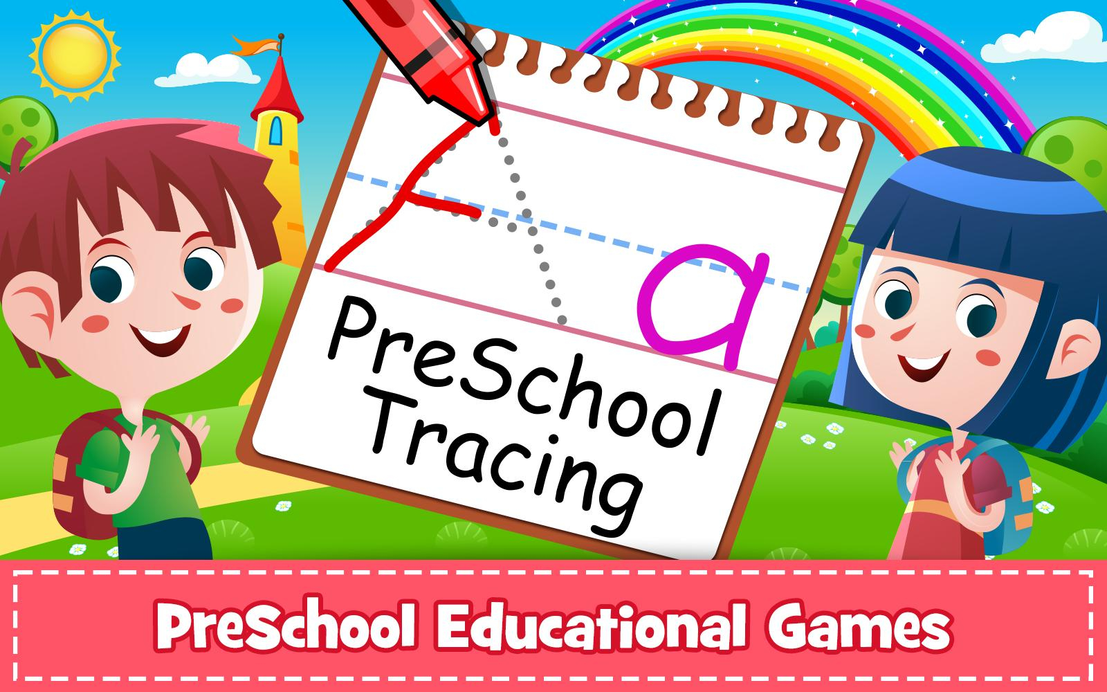 Abc Preschool Kids Tracing & Phonics Learning Game For with Abc Tracing Mod Apk