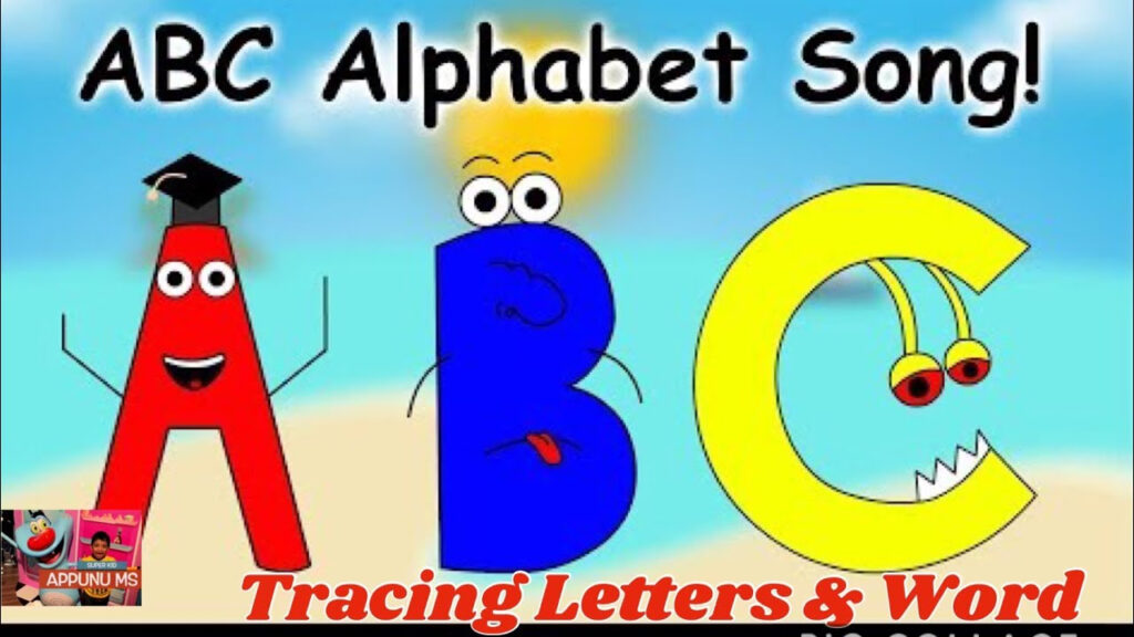 Acoustic Abcd 🎵chant |Excellent Letter And Word Tracing Practice For Kids  |Abc Puzzle|Alphabet Song In Abcmouse Name Tracing