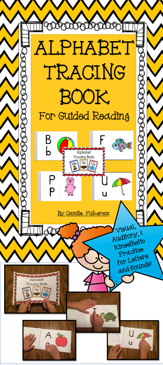 Alphabet Book For Learning Letters | Alphabet Tracing in Alphabet Tracing Book Jan Richardson
