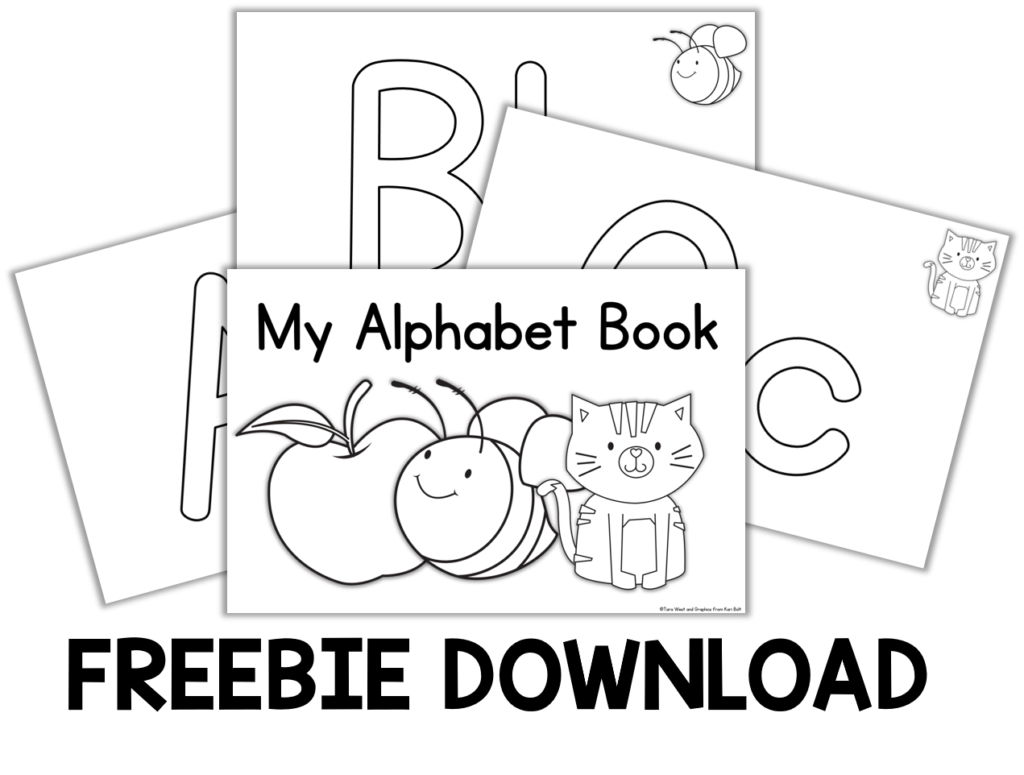 Alphabet Curriculum For The Preschool And Kindergarten inside Alphabet Tracing Book Jan Richardson