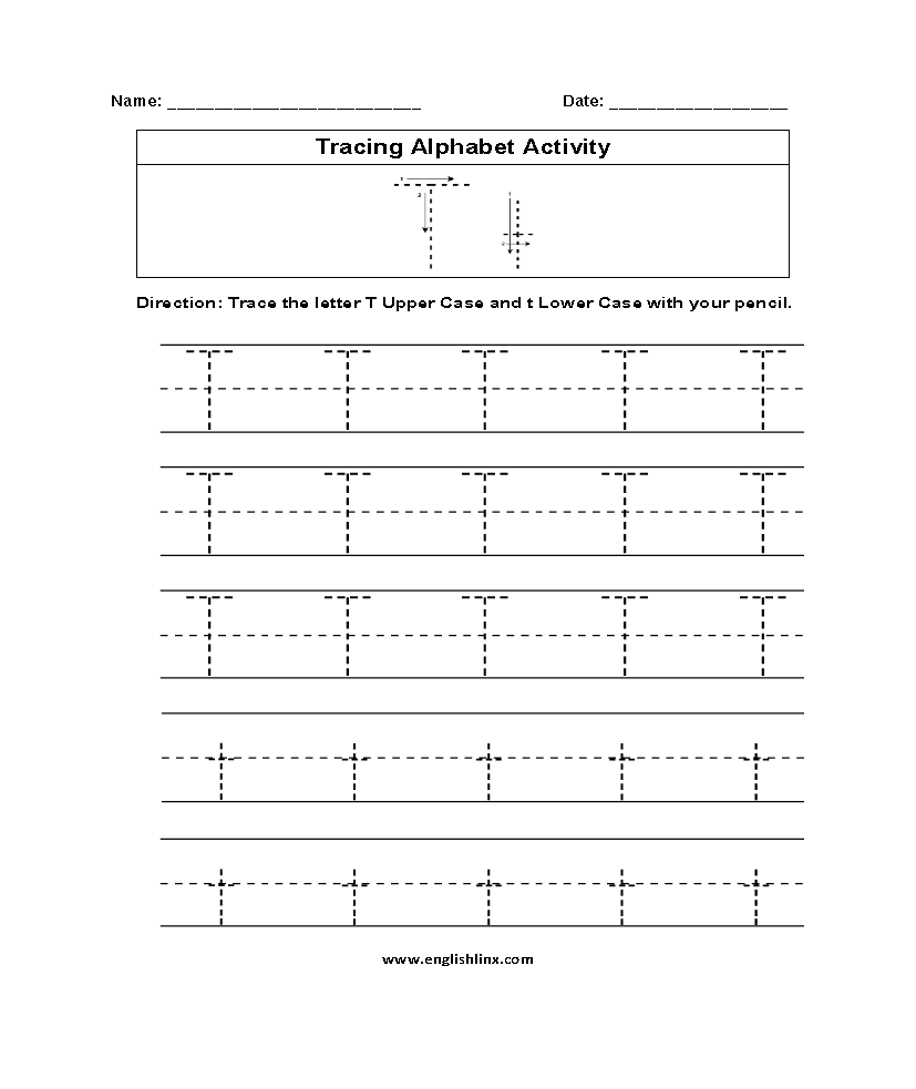 Alphabet Worksheets | Tracing Alphabet Worksheets throughout Letter F Tracing Worksheets Pdf