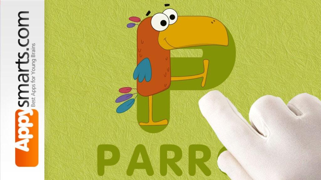 Animal Alphabet: Letter Tracingintellijoy   App Demo For Kids Inside Alphabet Tracing Apps For Ipad