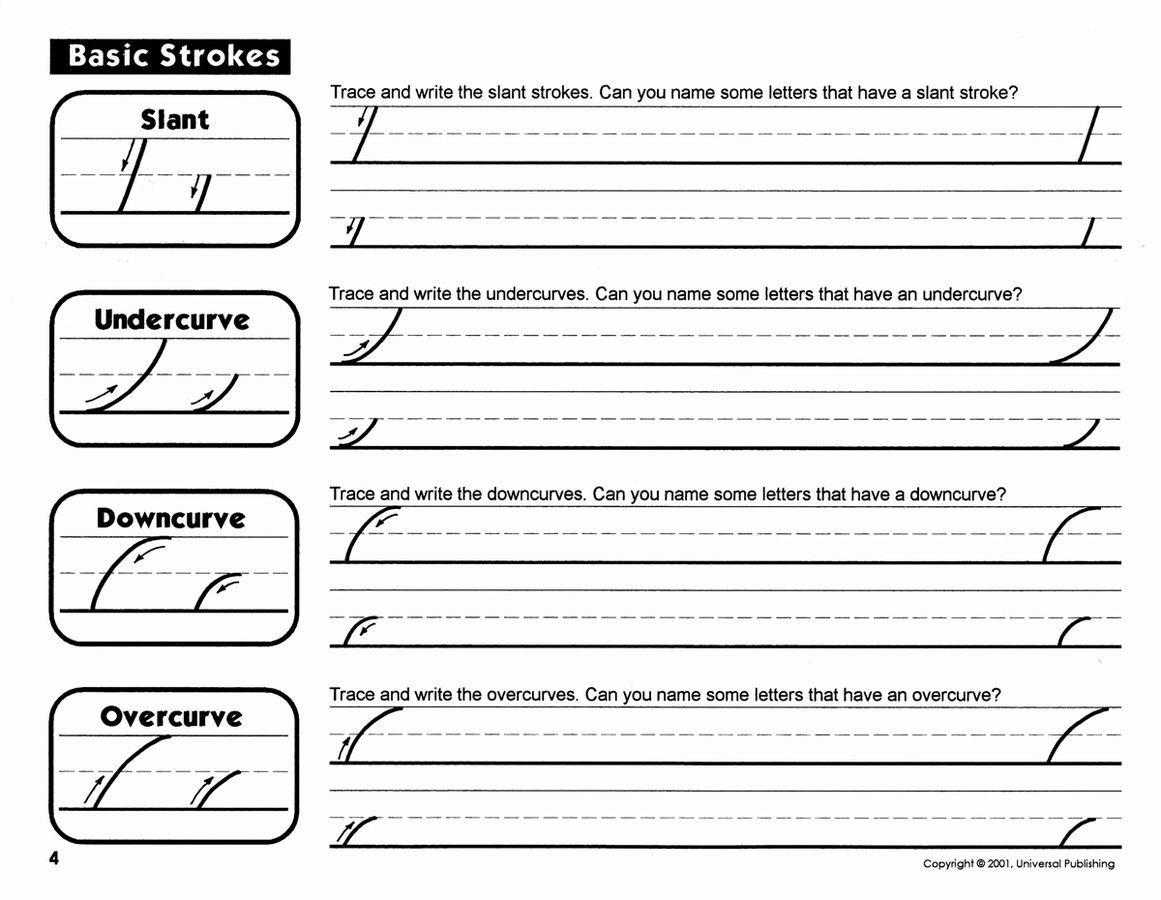 Beginning Cursive Writing For Grade 3 | Cursive Writing