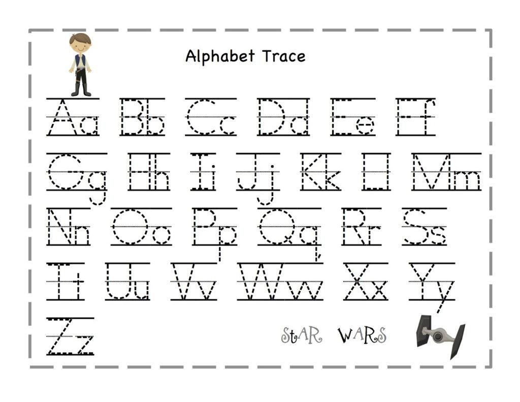 Best Printable Letter   Printablee For Alphabet Tracing Stencils