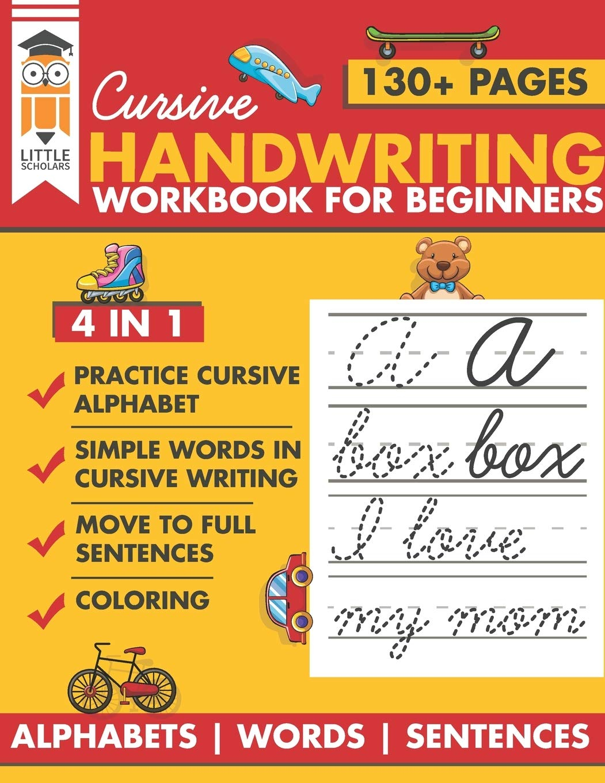 Coloring Bookncredible Cursive Practice For Kids Photodeas