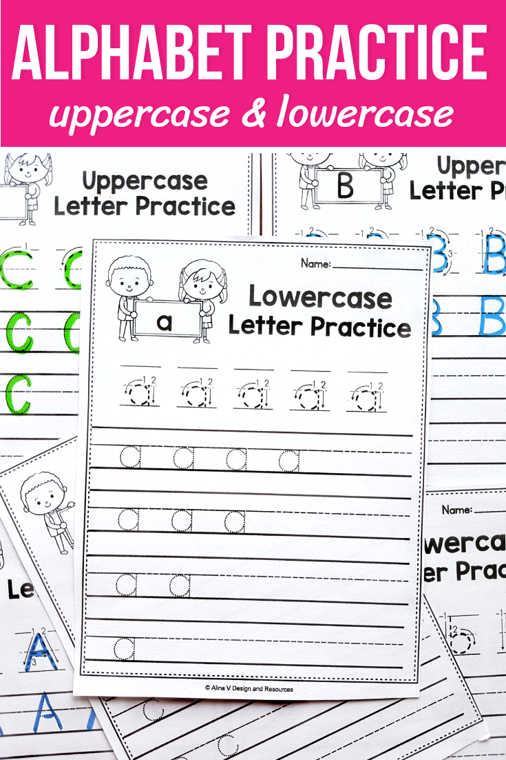Correct Letter Formation, Alphabet Tracing Worksheets regarding Letter Tracing Resources