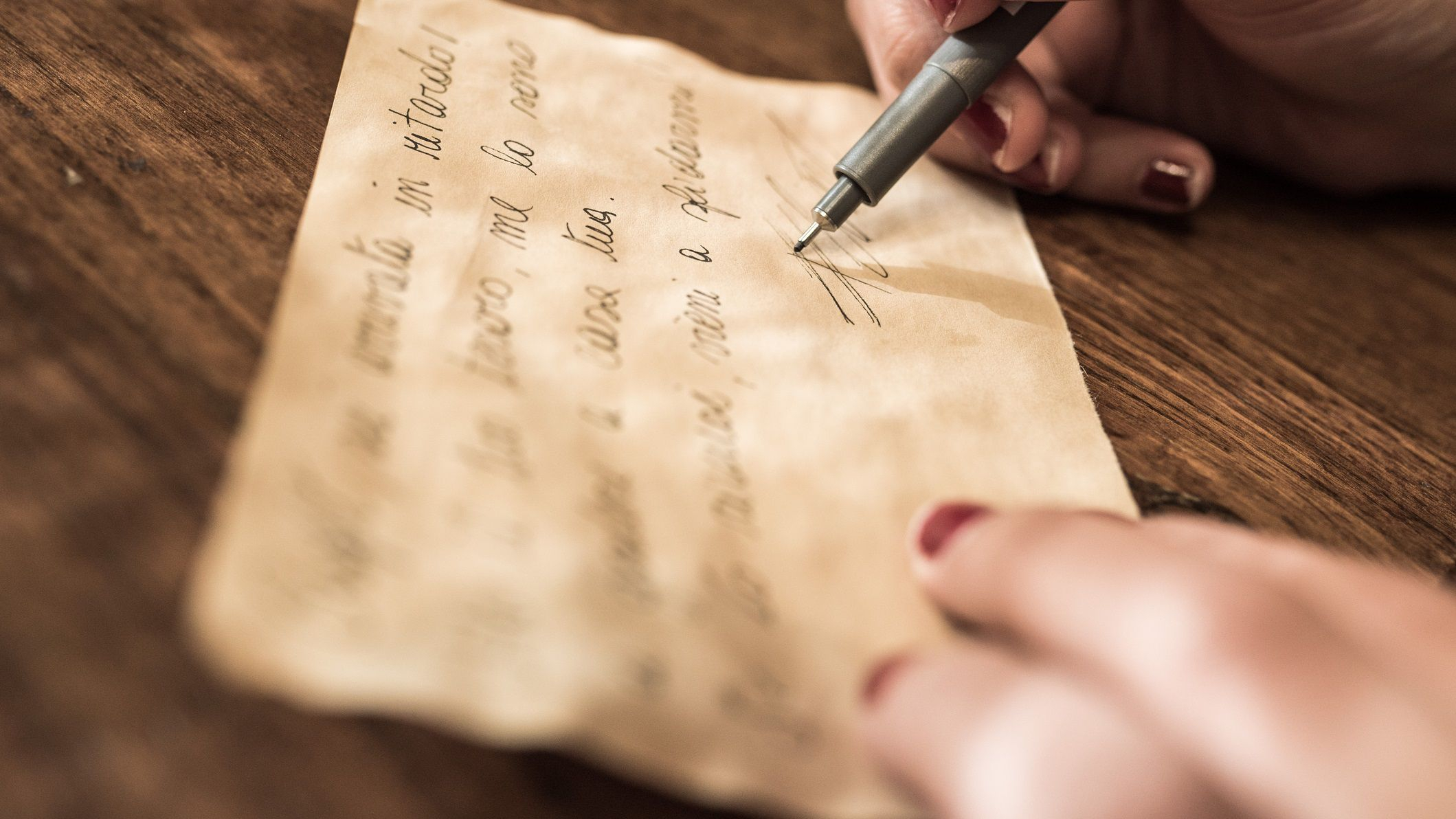 Cursive Handwriting In The United States