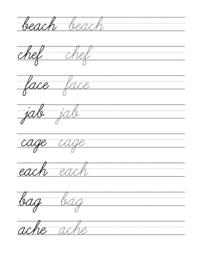 Cursive Worksheets Difficult | Printable Worksheets And Intended For Name Tracing Pattern Cursive