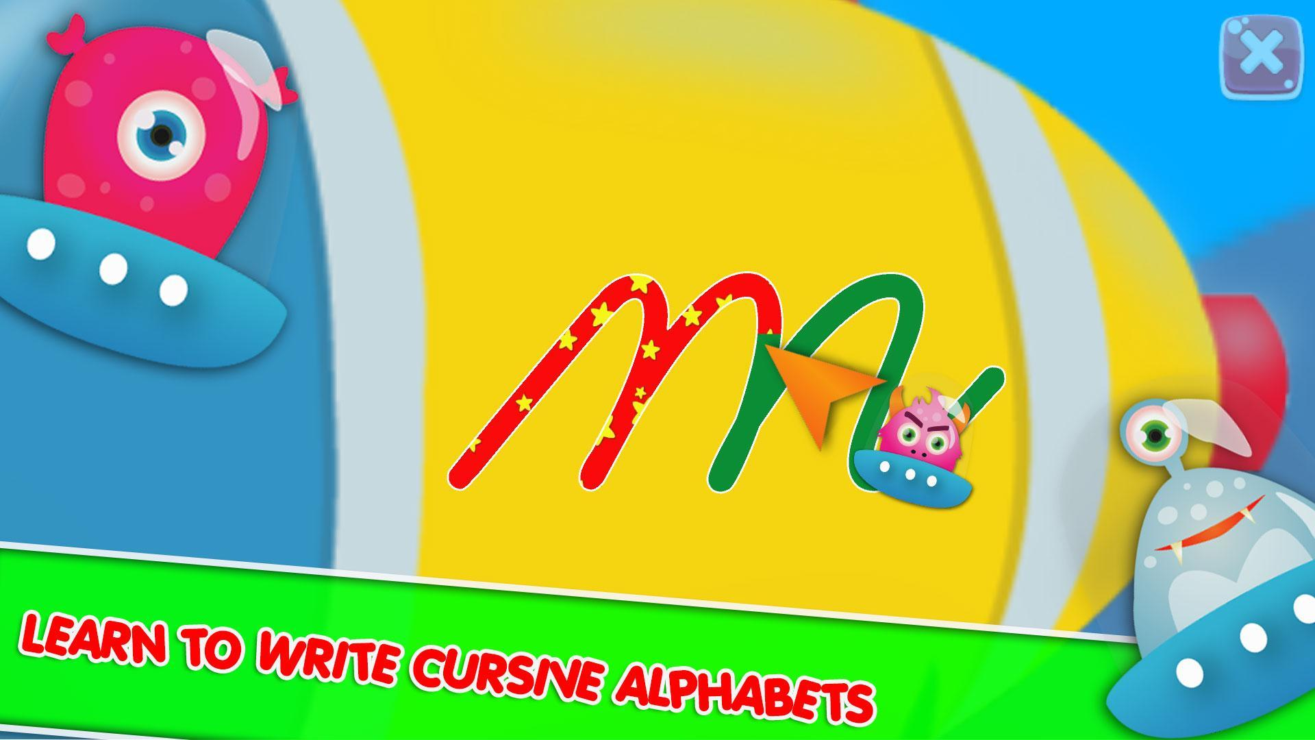 Cursive Writing For Android - Apk Download