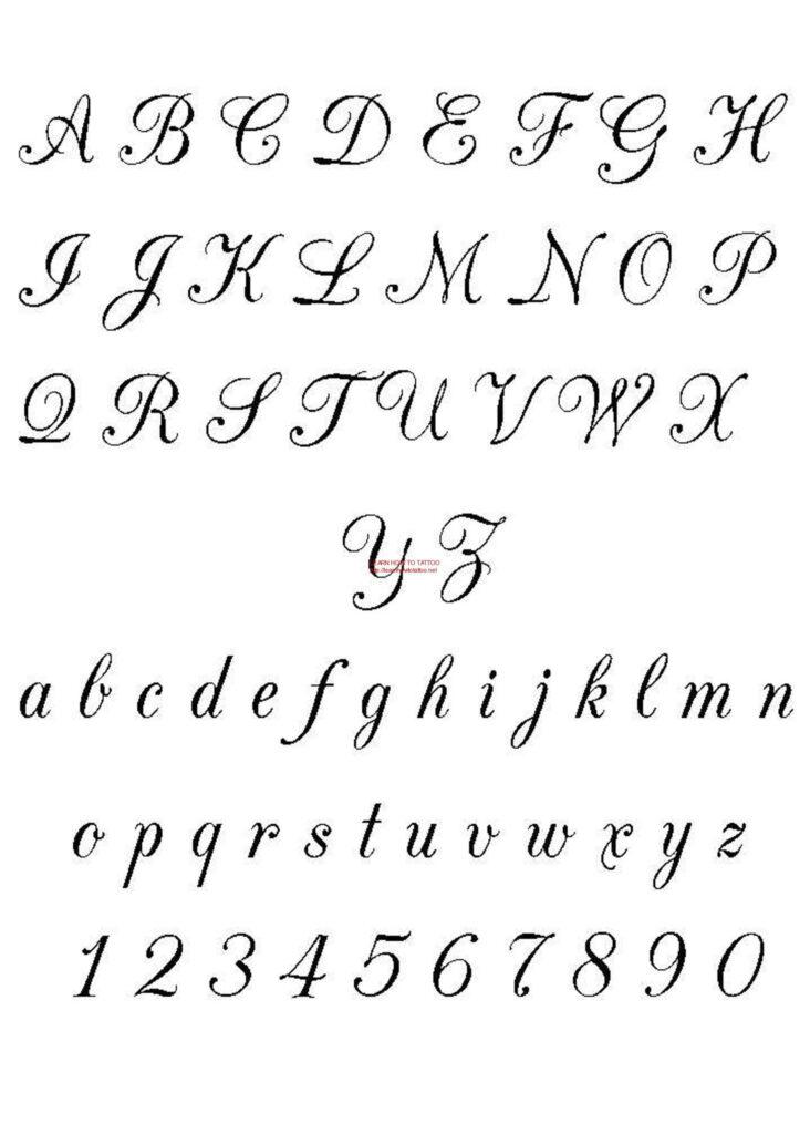Cursive Writing Worksheets Cursive Alphabet Letter H 6B3C0C