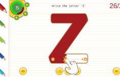 Alphabet Tracing Unity