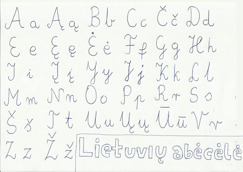 File:lithuanian Handwritten Alphabet - Wikimedia Commons