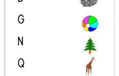 Alphabet Matching Worksheets Pdf