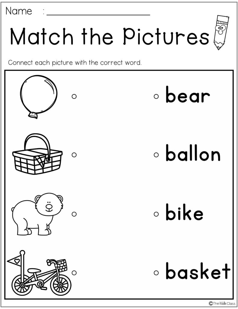 Free Letter Of The Week B Is Perfect For Beginning Of The With Regard To Letter B Worksheets For Nursery