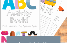 Alphabet Worksheets A-Z Free
