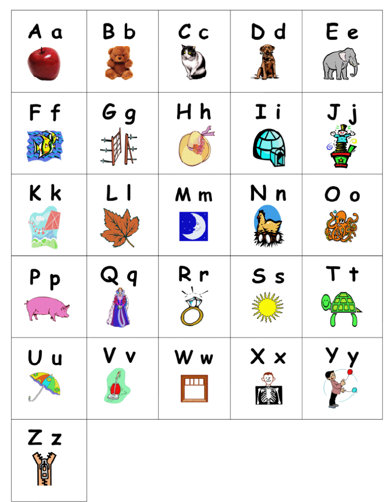 Google Drive Viewer | Abc Chart, Guided Reading Kindergarten In Alphabet Tracing Book Jan Richardson
