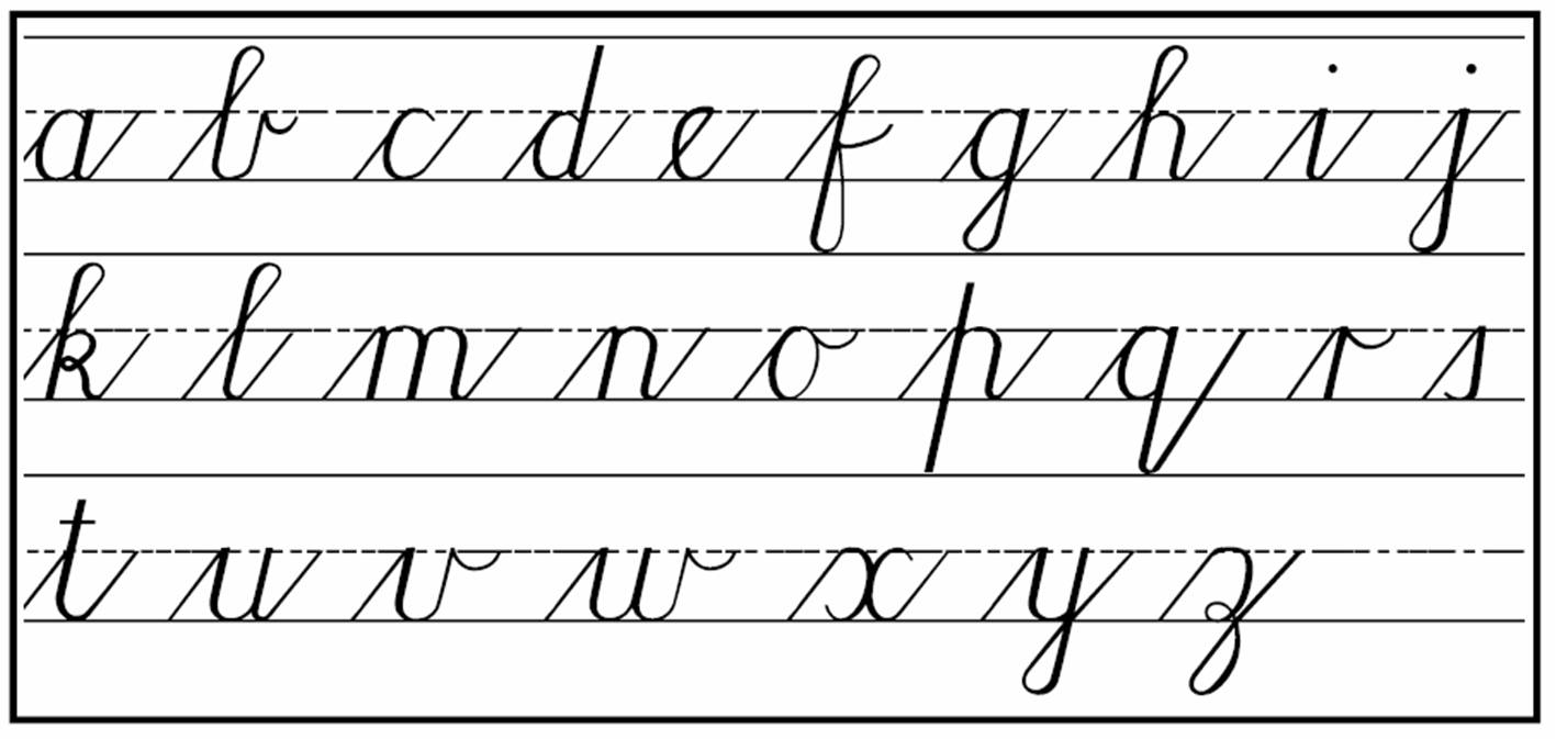 Handwriting | Practical Pages