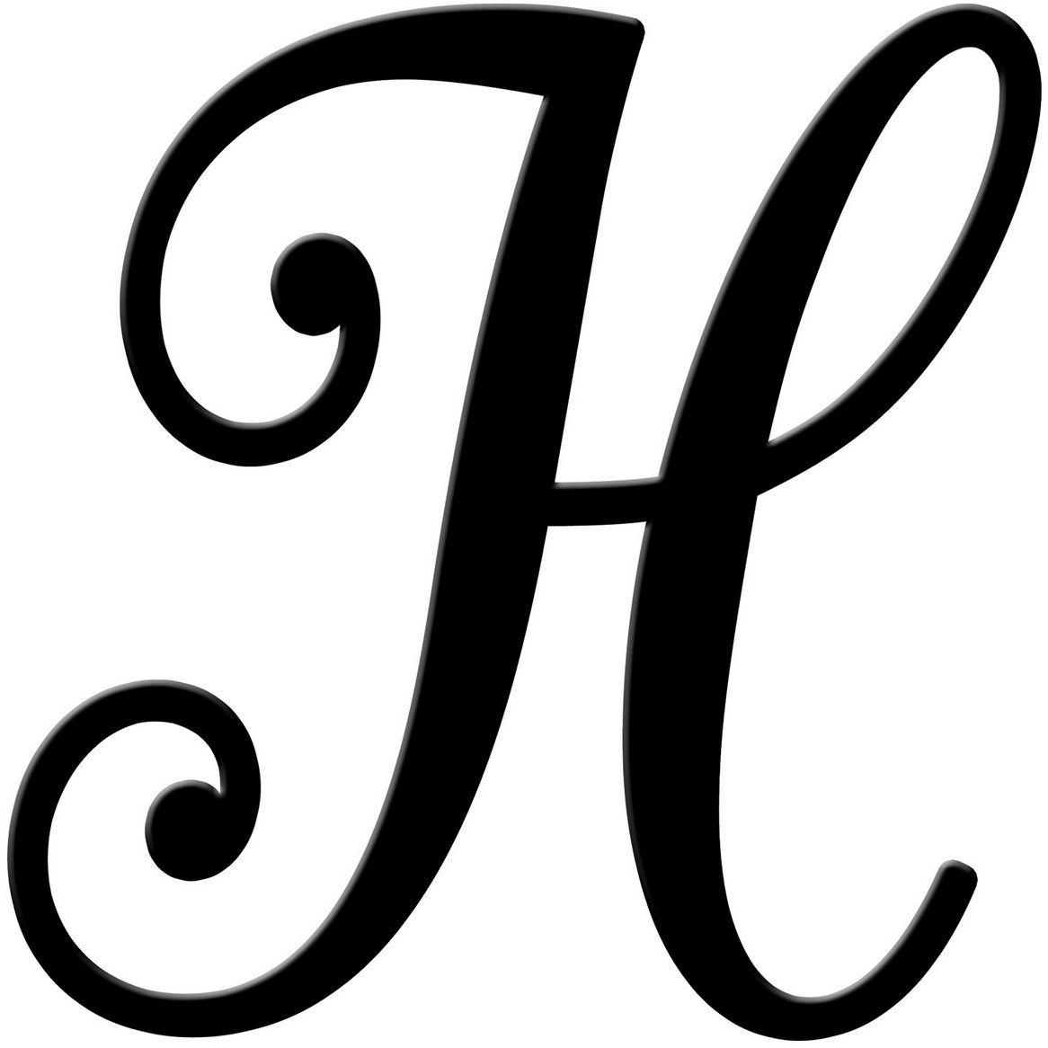 Indoor/outdoor Script Metal Letter | Fancy Letters, Metal