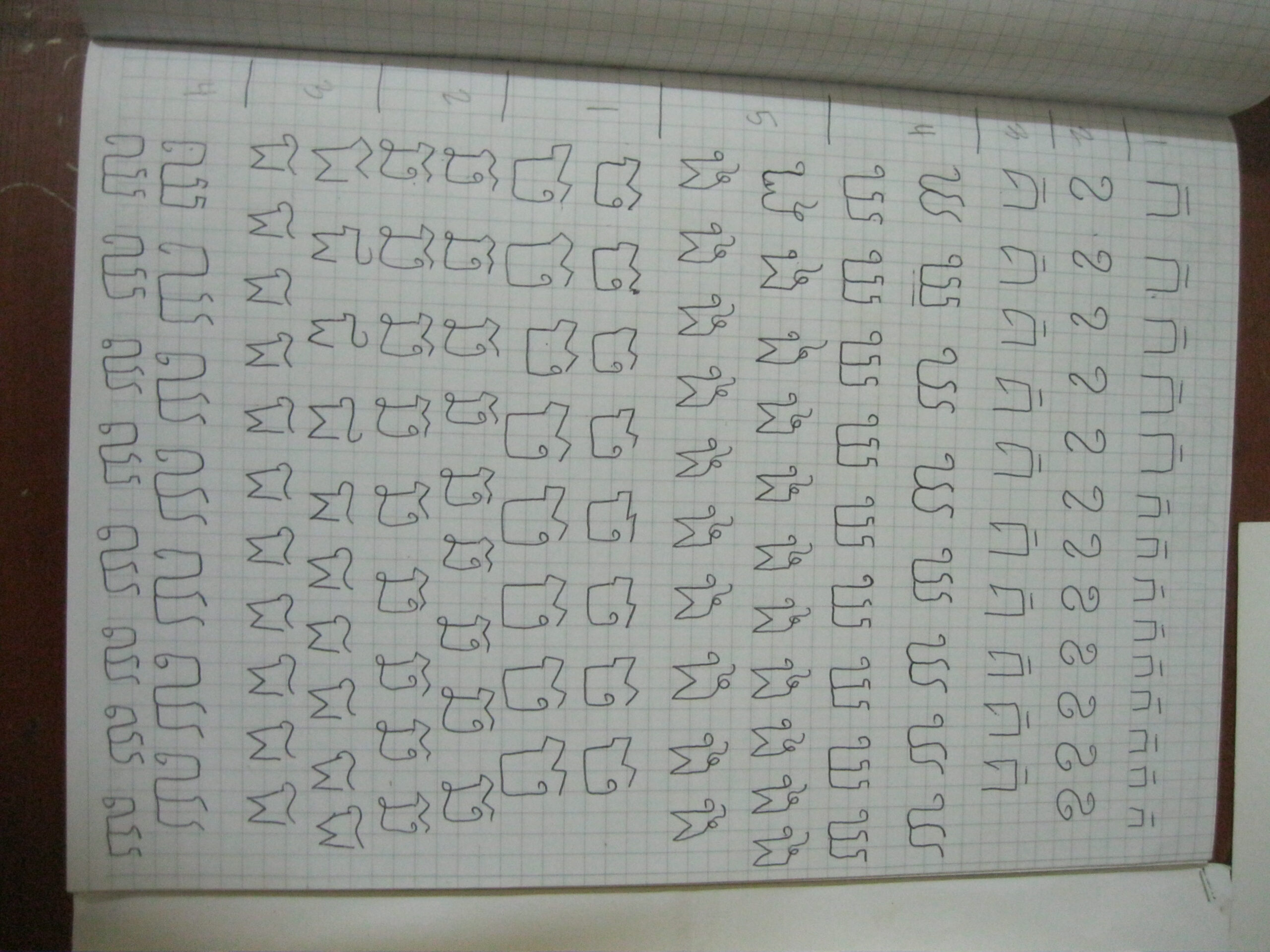 Khmer Alphabet | Welcome To Cambodia!