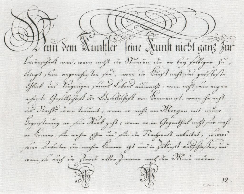 Kurrent—500 Years Of German Handwriting   Journal