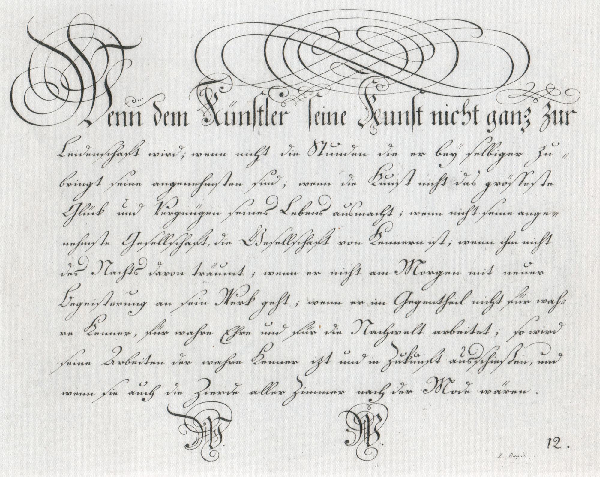 Kurrent—500 Years Of German Handwriting - Journal