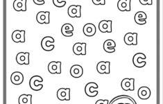Alphabet Worksheets For Esl Students