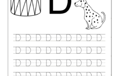 Letter D Worksheets Hd Wallpapers Download Free Letter D inside Alphabet Tracing Hd