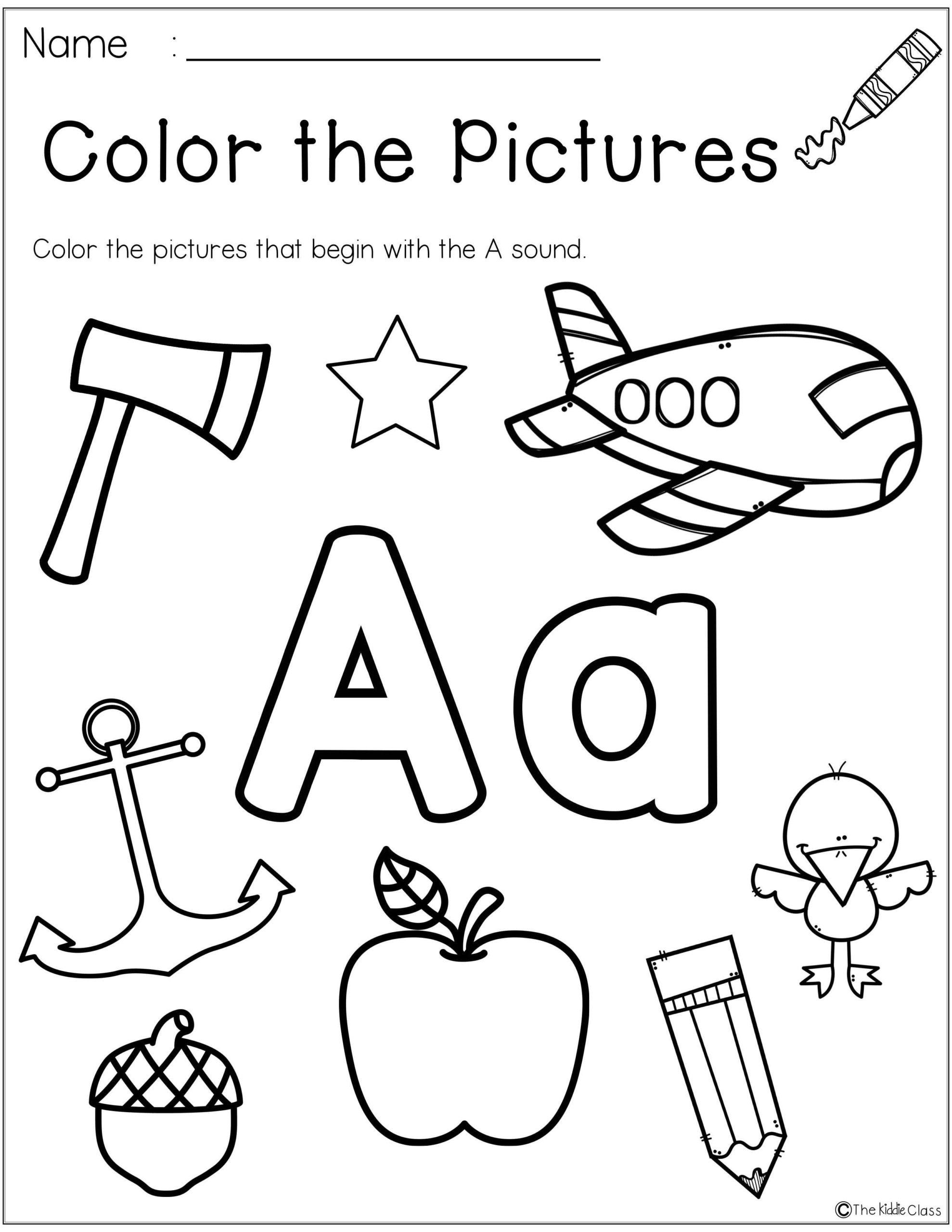 Letter Of The Week Kindergarten Morning Work Phonics Tracing