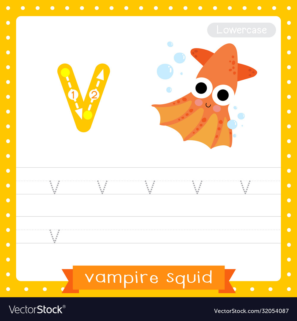 Letter V Lowercase Tracing Practice Worksheet Of intended for Letter V Tracing Practice