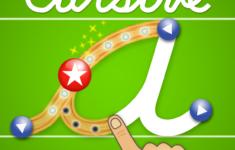 Cursive Alphabet App
