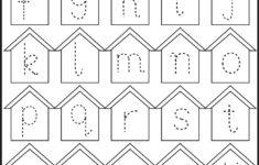 Alphabet Tracing Worksheets Pdf Free
