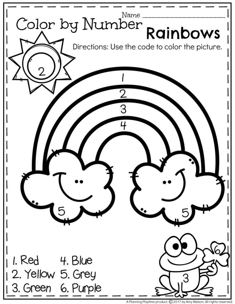 March Preschool Worksheets Planning Playtime Name Tracing Regarding Name Tracing Worksheets For 3 Year Olds