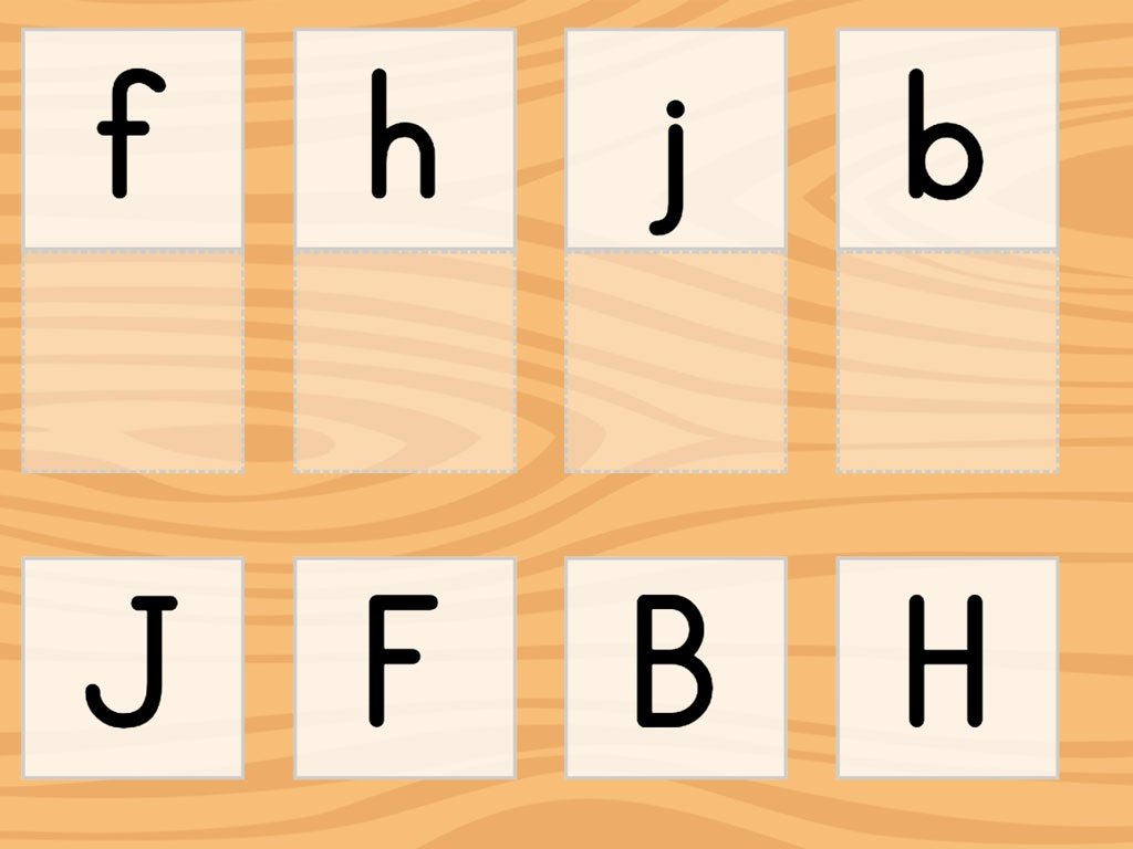 Match The Letters A-L | Game | Education within Letter Tracing Online Games
