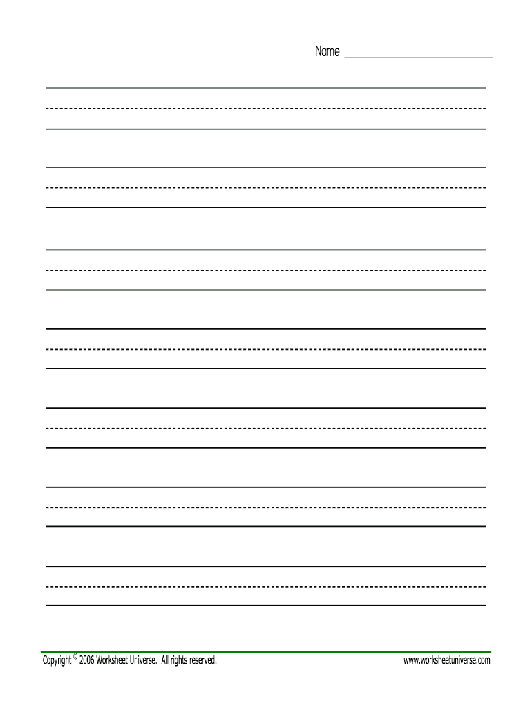 Math Worksheet : Blank Handwriting Worksheets Pdf Fill