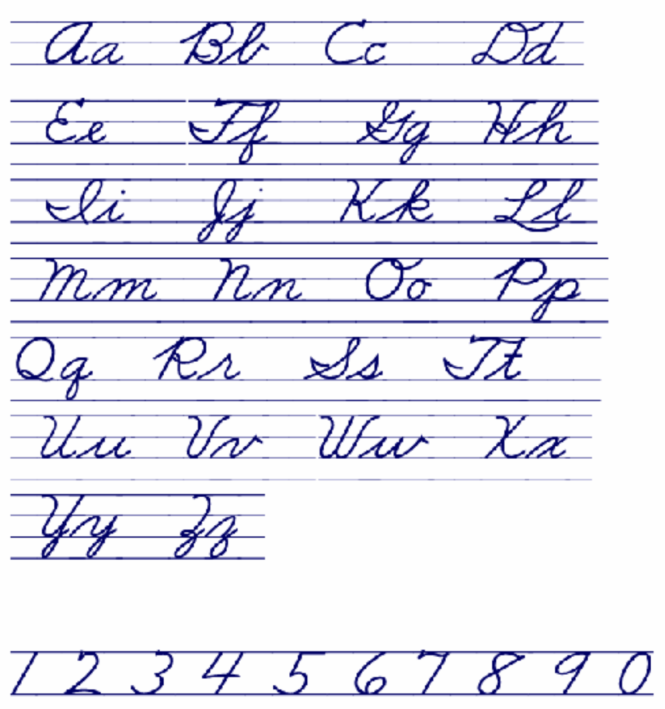Math Worksheet : Cursive Letter Worksheets Free Handwriting