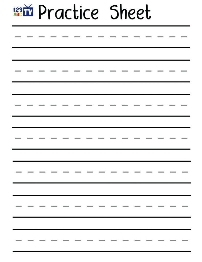 Math Worksheet : Handwriting Worksheets For Kids Print