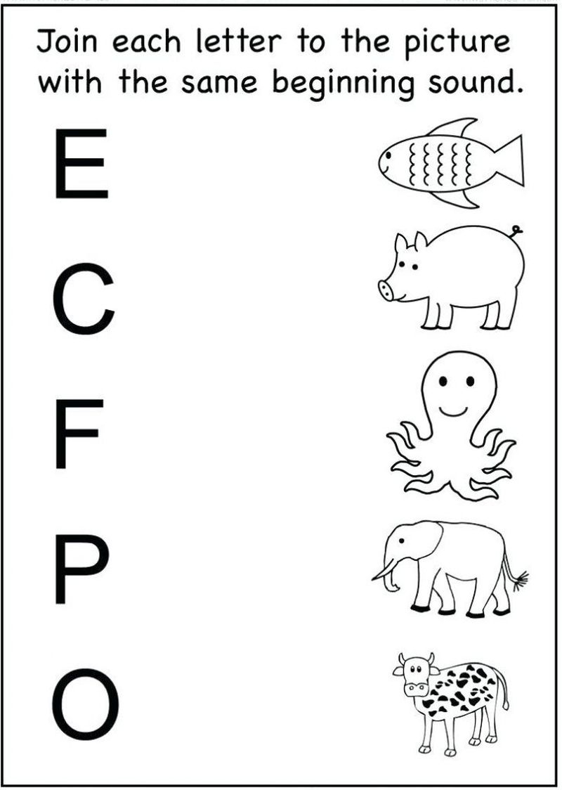 Math Worksheet : Math Worksheet Excelent Freereschool with Alphabet Matching Worksheets For Preschoolers